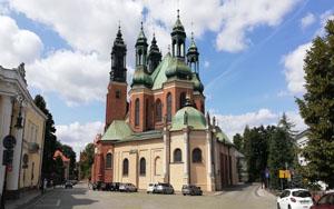 Poznaň - Polsko