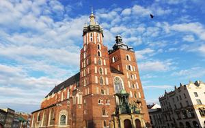 Kraków - Polsko