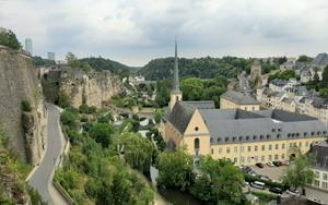 Lucemburk, Schengen - Lucembursko