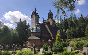 Karpacz, Karkonosze - Polsko